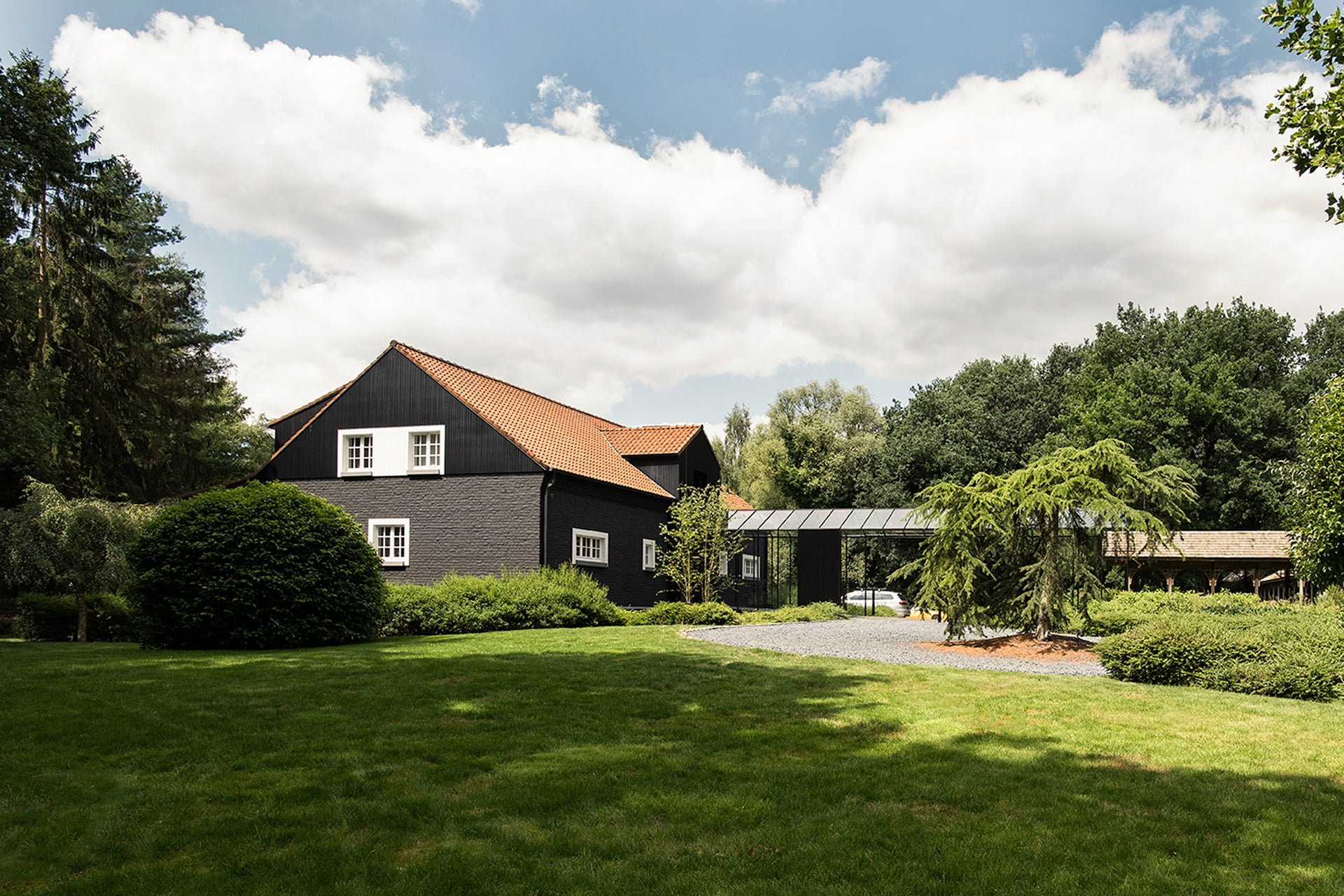 La Villa - Domaine La Butte aux Bois