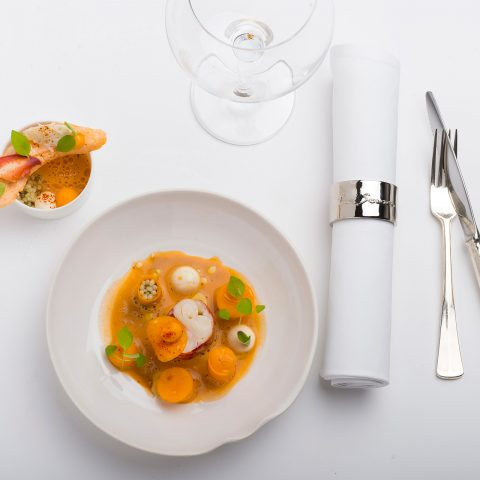 Restaurant La Source - Domaine La Butte aux Bois