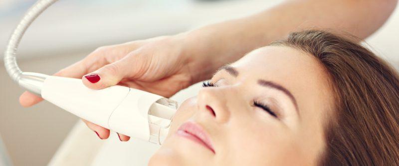 Skin improvement and rejuvenation by Jetpeel and Tixel - Domaine La Butte aux Bois