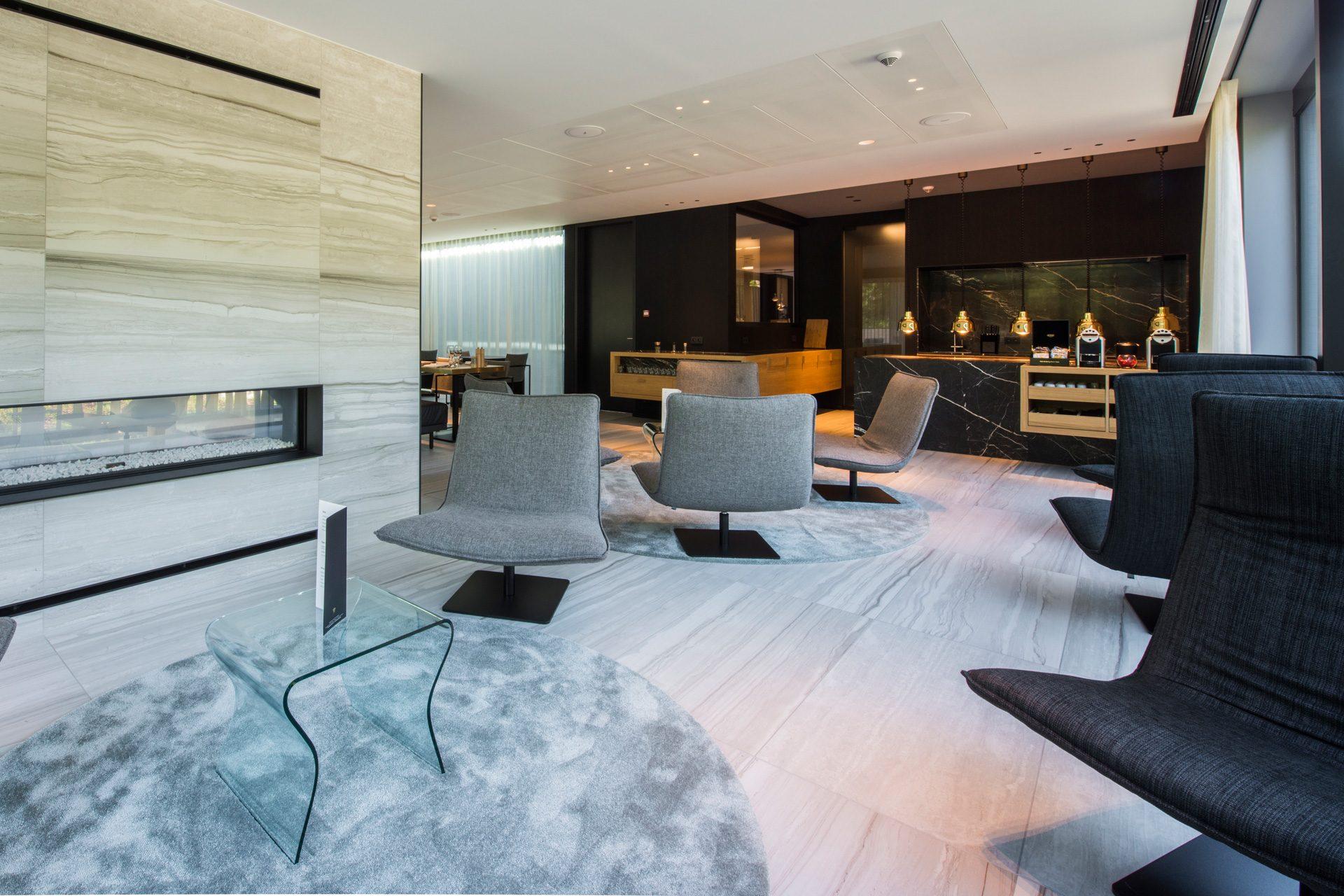 Lounge & Terras - Domaine La Butte aux Bois