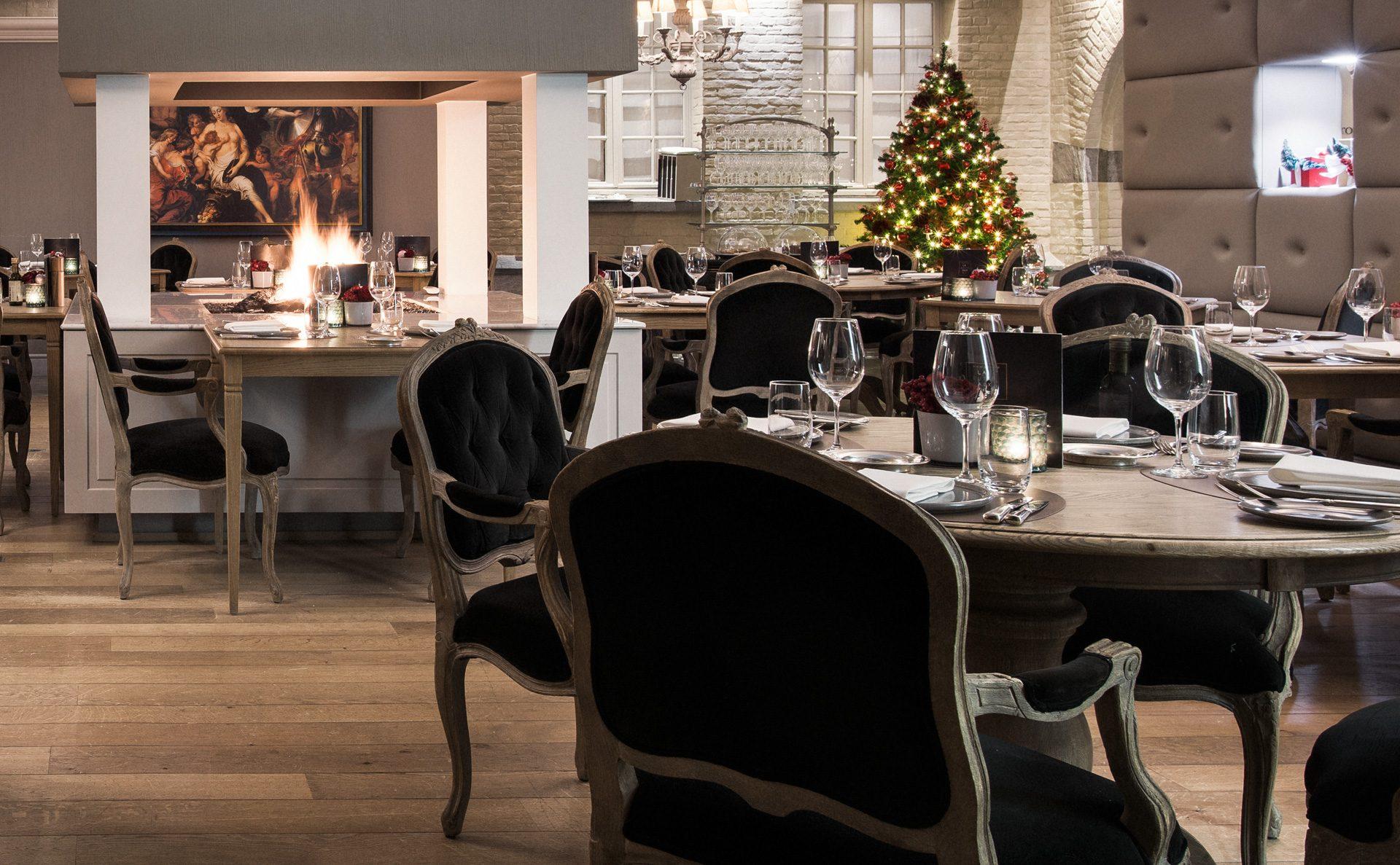 Eindejaarsfeesten: Kerst & Sylvester - Domaine La Butte aux Bois