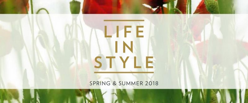 Life in Style spring & summer 2018 - Domaine La Butte aux Bois