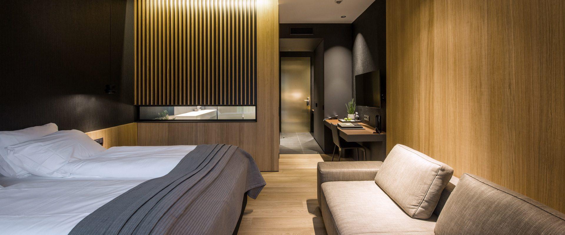 Kamers & suites - Domaine La Butte aux Bois