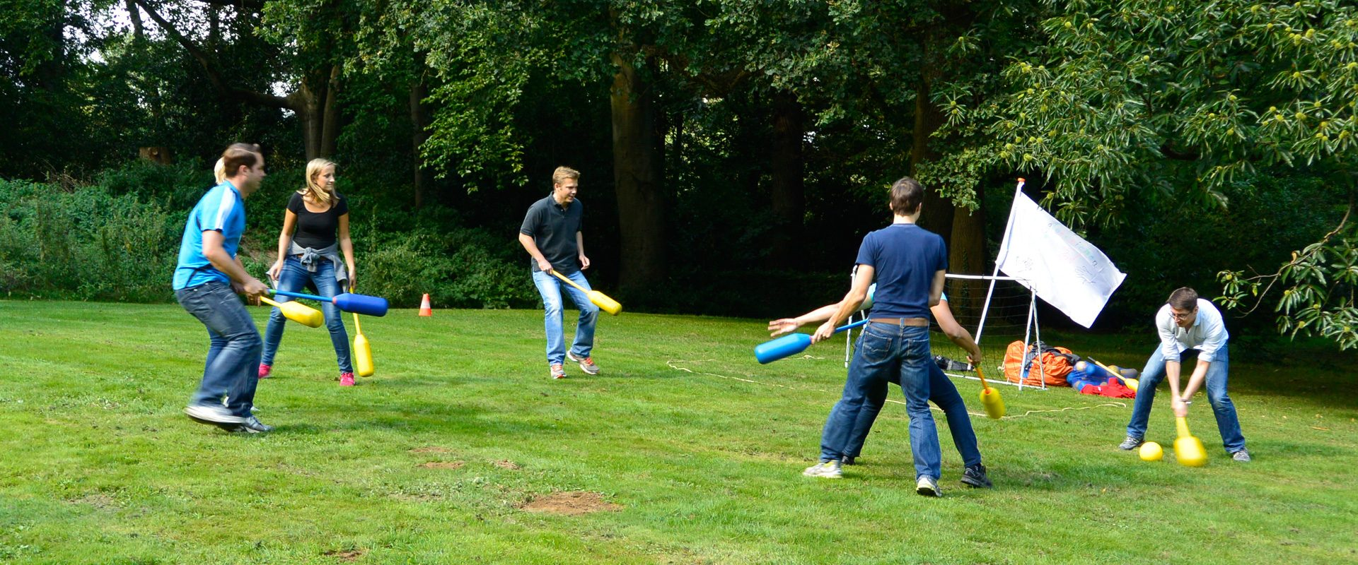 Teambuilding & incentives - Domaine La Butte aux Bois