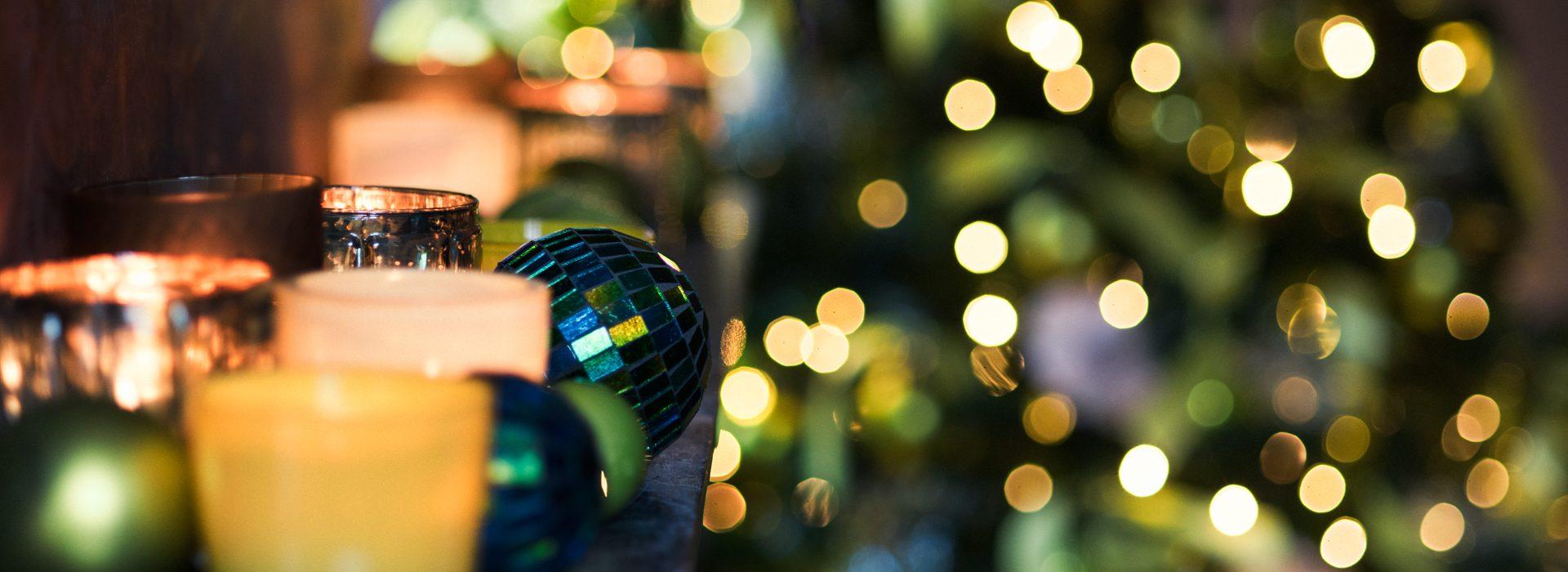 Weihnachten - Domaine La Butte aux Bois