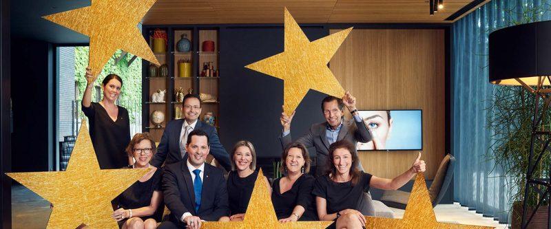 Wir sind das erste 5-Sterne-Superior-Hotel Belgiens!