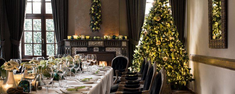 Magnificent Christmas brunch