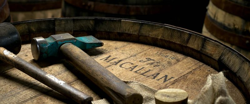 The Macallan whisky and gourmet deluxe at La Source