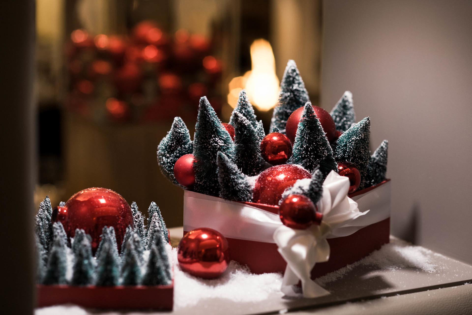 Kerst: dineren in 'nduja by Ralf - Domaine La Butte aux Bois