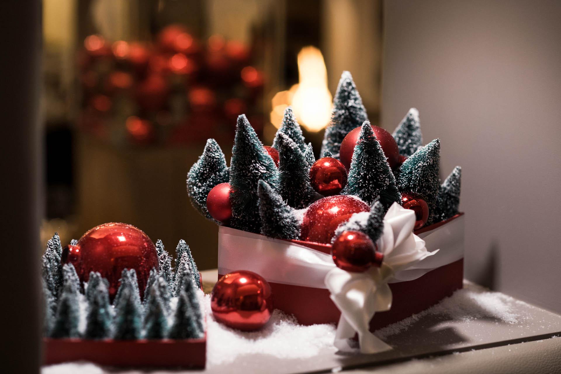 Kerstfeest Luik - Domaine La Butte aux Bois