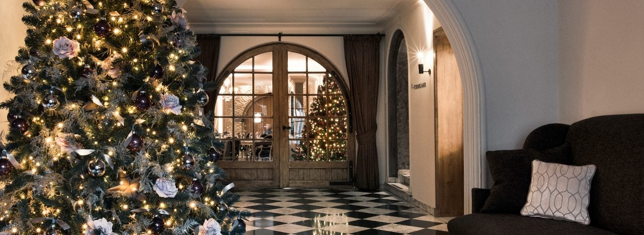 Kerstfeest Tongeren - Domaine La Butte aux Bois