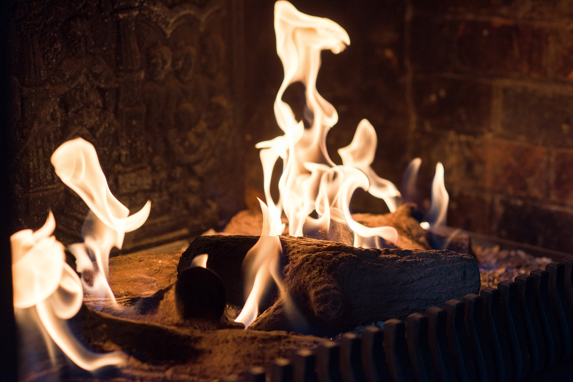 Christmas: Dinner around the fireplace - Domaine La Butte aux Bois