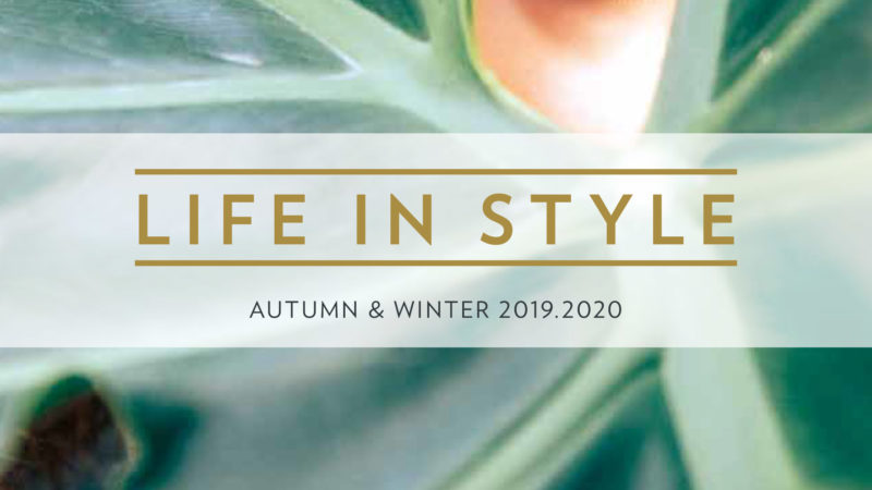 Life in Style Herbst & Winter 2019 – 2020 - Domaine La Butte aux Bois