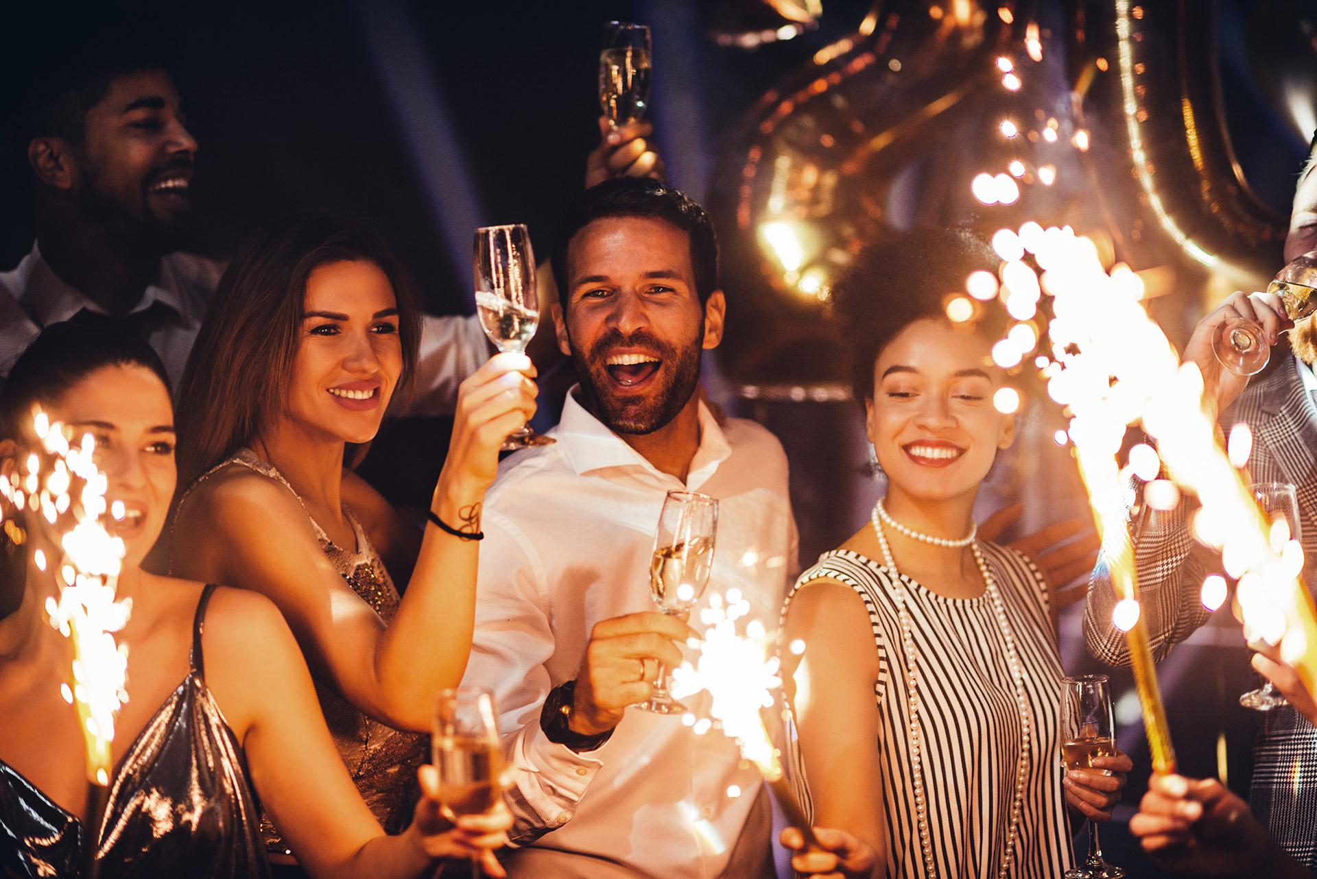 New Year's Eve gala - Domaine La Butte aux Bois