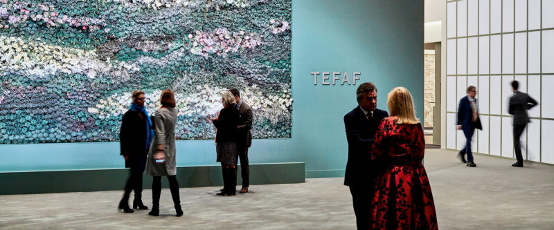 Your exclusive hideaway during TEFAF 2020