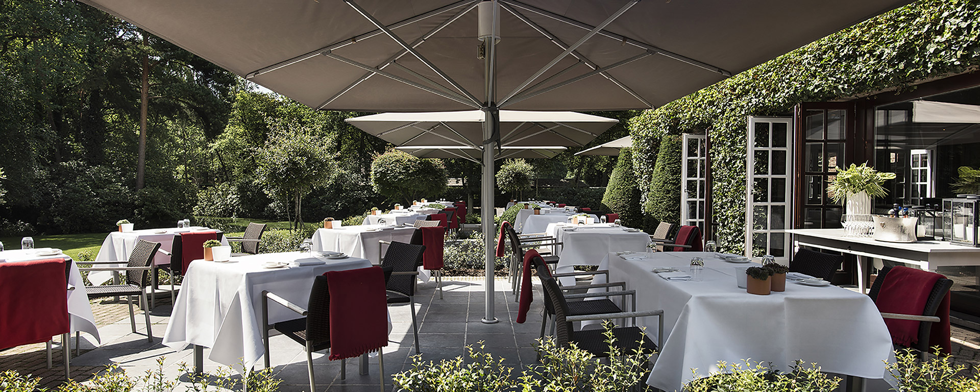 Weekly pampering brunch on sunday - Domaine La Butte aux Bois