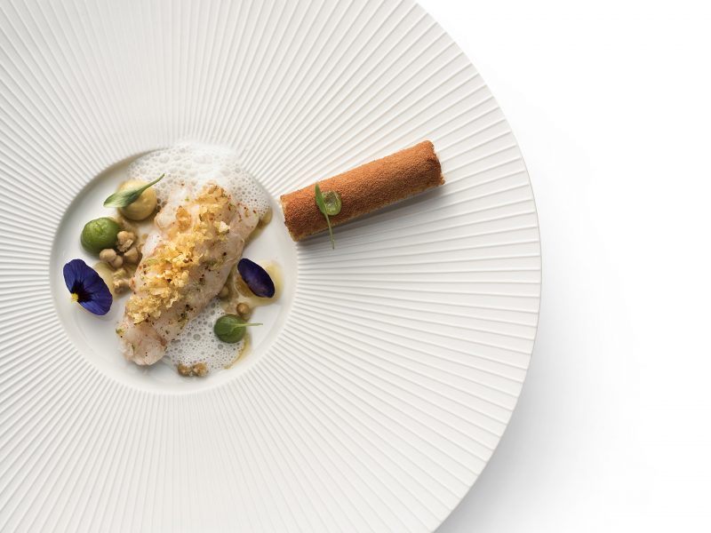 Culinair arrangement – *** Michelin