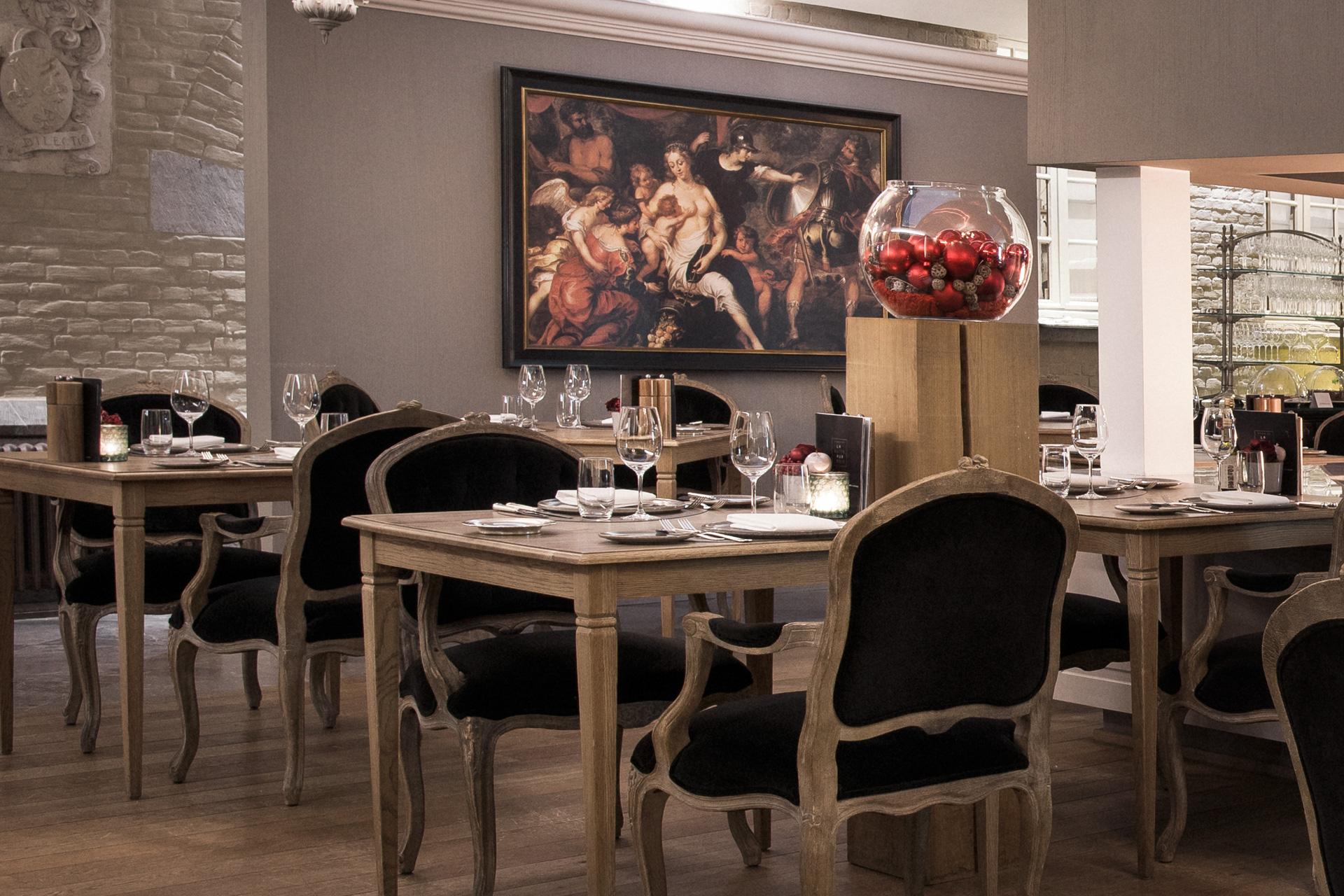 Valentine: Romantic dinner in Le Bistrot - Domaine La Butte aux Bois