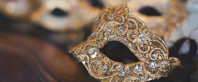 Valentine: Gala: Venetian masquerade ball