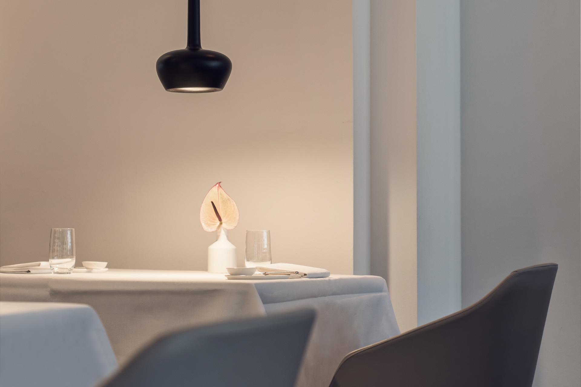 Valentine: Fine dining in Restaurant Ralf Berendsen - Domaine La Butte aux Bois